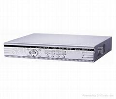 四路MPEG4硬盤錄像機WS-2004