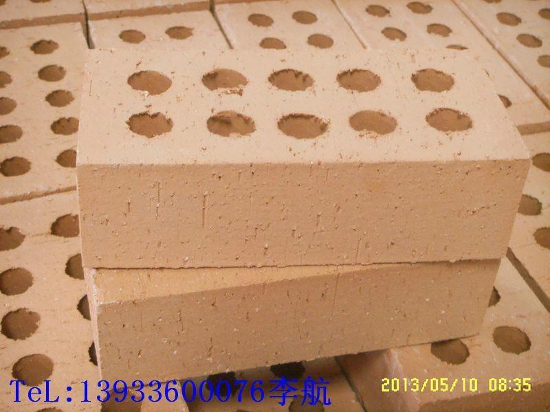 紅色拉毛面清水磚 5