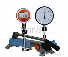 Pneumatic pressure test pump 140bar