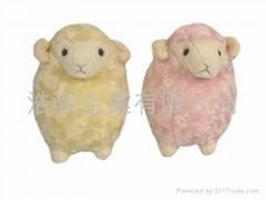 綿羊布絨 / 填充玩具