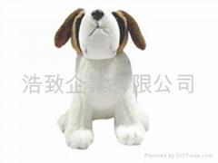 PLUSH TOY / STUFFED TOY - DOG