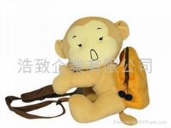 布絨 / 填充玩具-背包 / 背囊