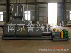 HX-510雙軸雙倉生石灰消化器