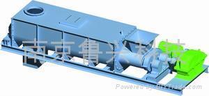 HX-540雙軸雙倉生石灰消化器 1