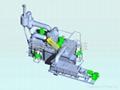 HX-540雙軸雙倉生石灰消化器 2