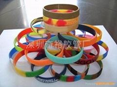 Silicone Handle Silicone bracelet