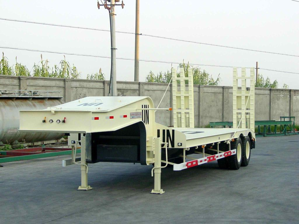 used lowbed trailers for sale in uk