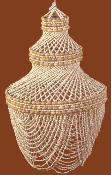 Seashell Lampshade 3s China Manufacturer Natural
