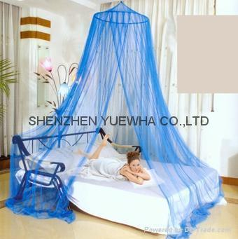 Modern Simple Design Double Size Mosquito Net Yw China