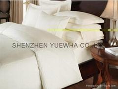 200X220cm full size plain hotel  bedsheet