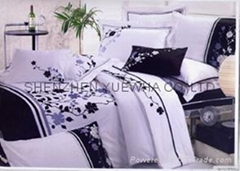 king size modern bedsheet, cotton bedding set