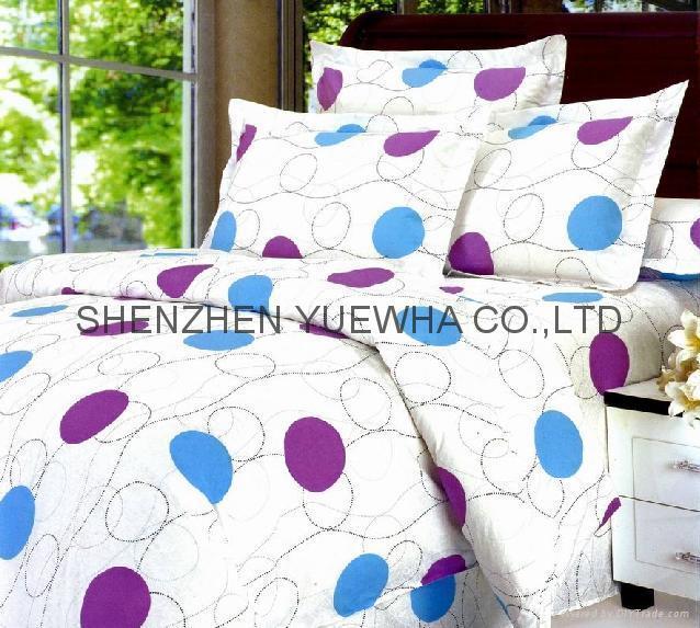 Flower bedsheet bedding set all design modern style for Design of household linens