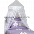 children baby  flower single size mosquito net 3
