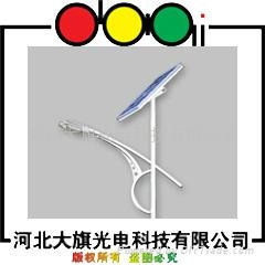 太陽能LED路燈 2