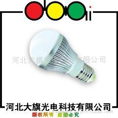 4W高光效LED灯泡