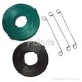 PVC tie wire