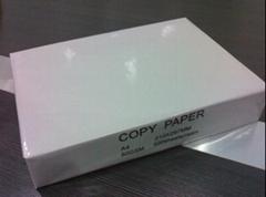 A4 copy paper 98%~100% brightness, 100% wood pulp