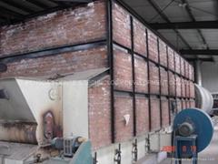 Coal / wood chip –fired Hot-air Furnace