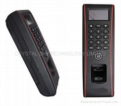 Outdoor Fingerprint Access Control