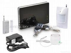 GSM Smart Home Alarm System