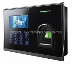 Touch Keypad Multi-media Fingerprint