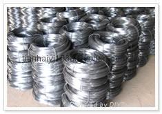 Bright Iron Wire