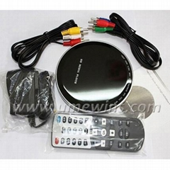 1080P media player with HDMI