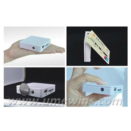 USB media player with 720P 1