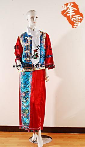 杭州峰雪舞臺服裝舞蹈服裝民族服飾禮儀服裝租賃定製 2