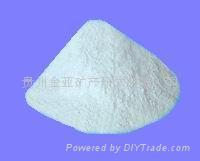 Transparent flour