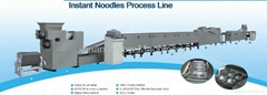 Instant noodle process machine