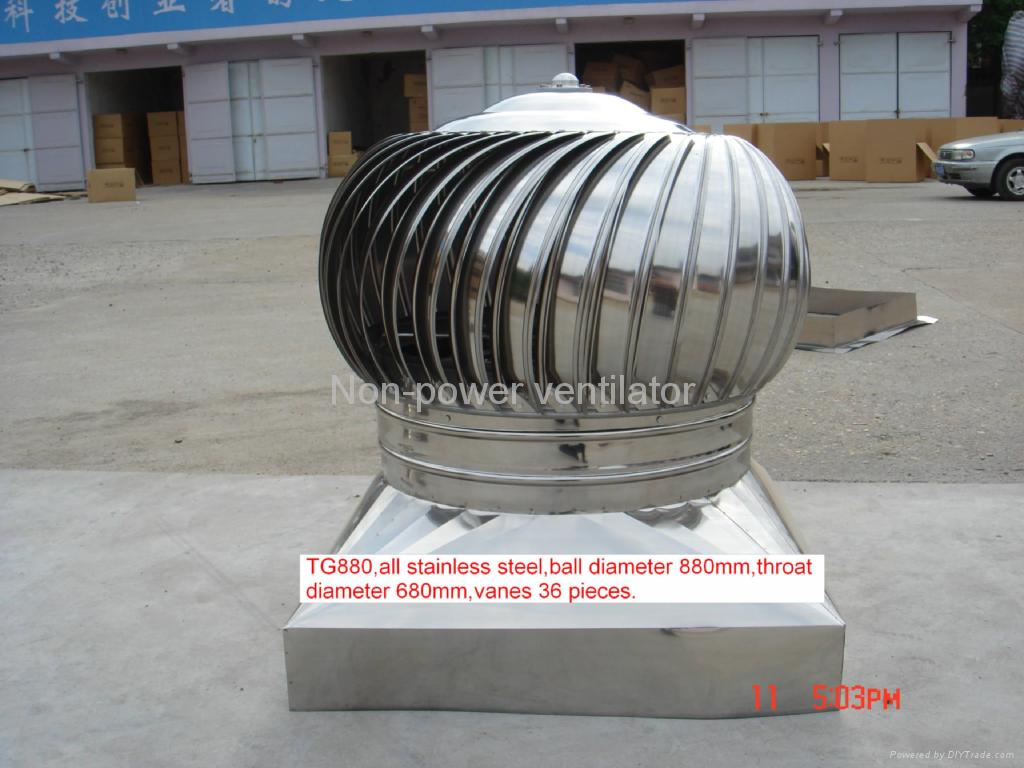Rooftop Wind Turbines Ventilator : Rooftop turbine ventilator tg ( ) tongguan
