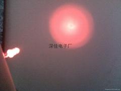 高亮度鼠标红光LED