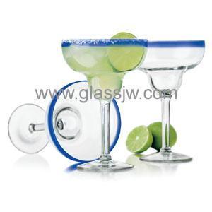 Martinique glasses  Margarita glasses 3