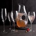 玻璃香槟酒杯 高脚杯 泡泡酒杯