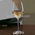 Crystal wine glass 2