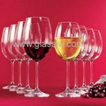 Martinique glasses,wine glasses