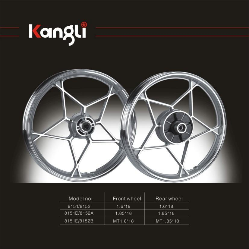 Vehicle wheel  3