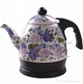 Enamel Electric Kettle,Electric Tea Kettle