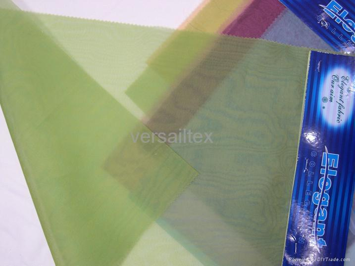 silk organza y/d fabric 2