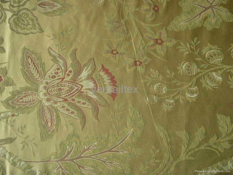 Silk Jacquard Fabric For Home Textile Sj09 Versailtex
