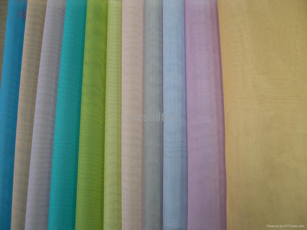 silk organza y/d fabric 4
