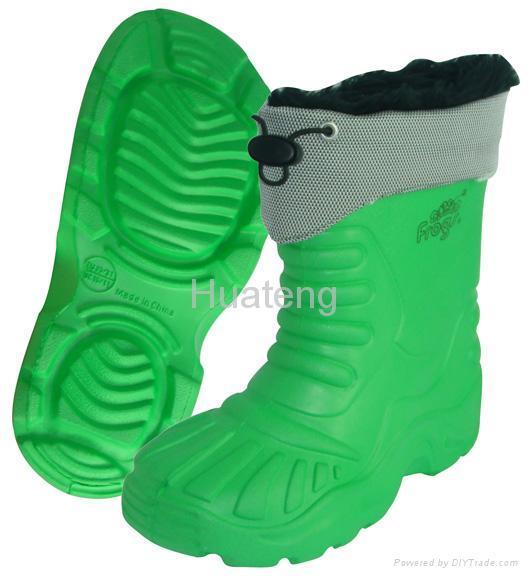EVA boots 3