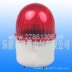 Mini-flash warning light LTE-2071 1