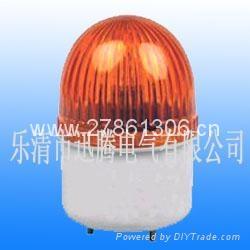 Mini-flash warning light LTE-2071 2