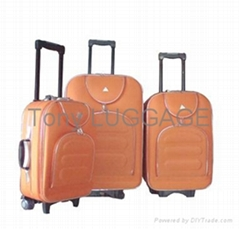 Trolley luggage suitcase travel case
