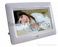 7.0inch digital photo frame