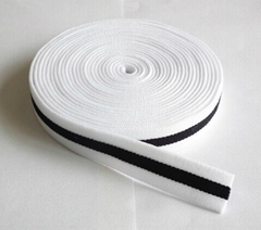 Color Stripe Elastic Tap