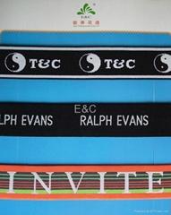 Jacquard Waistband Elastic Tape