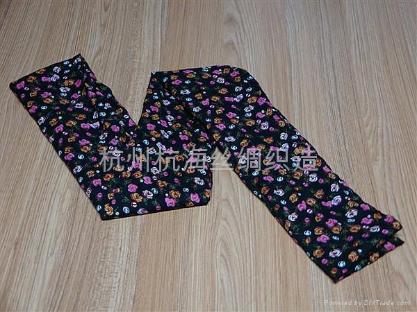 10年日韓流行印花圍巾 2